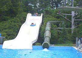 another waterslide