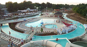 Overview from slides, showing Lazy River.